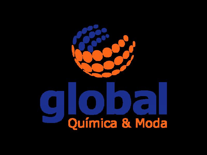 Logotipo Global Química & Moda