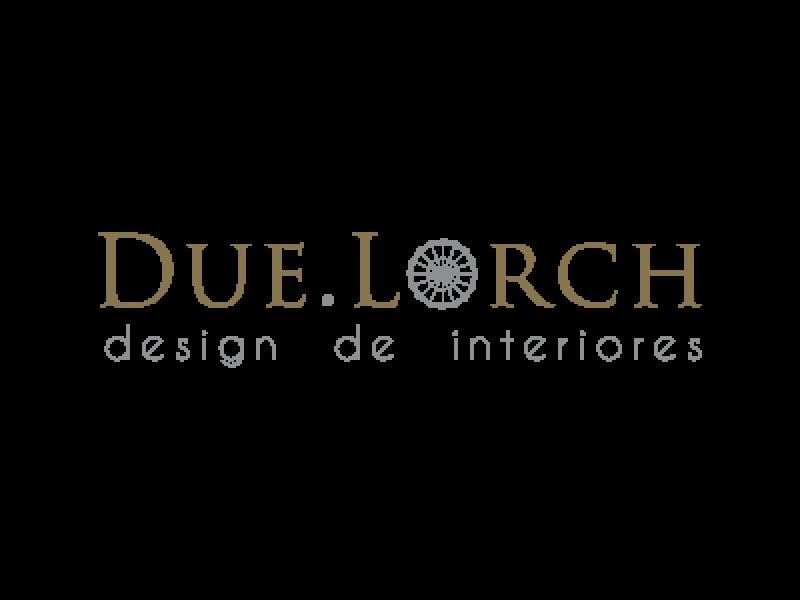 Logotipo Due Lorch Design de Interiores