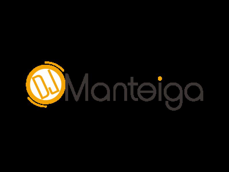 Logotipo DJ Manteiga