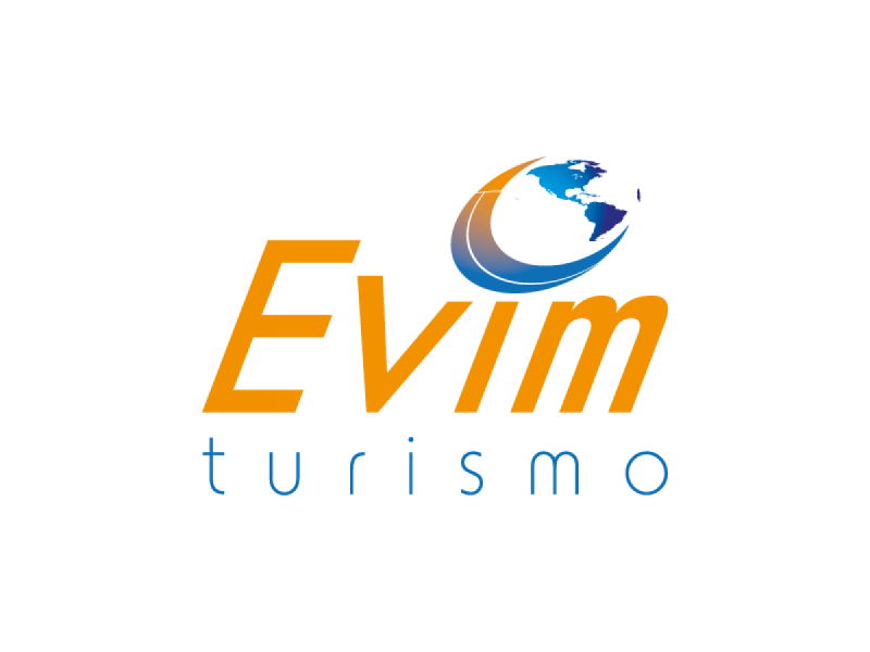 Logotipo Evim Turismo