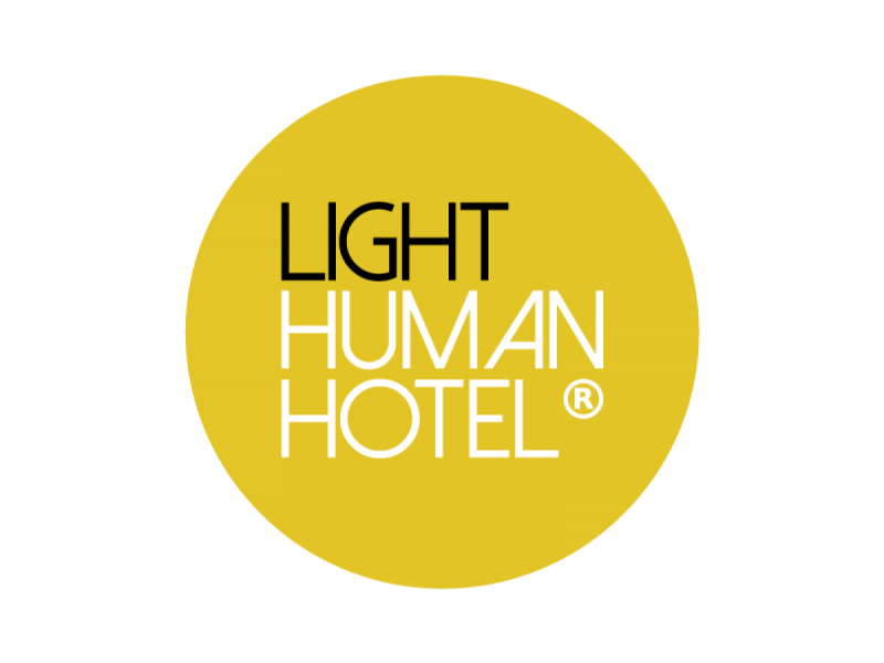 Logotipo Light Human Hotels