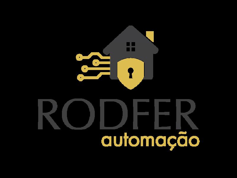 Logotipo Rodfer Automação