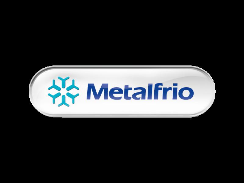 Logotipo Metalfrio