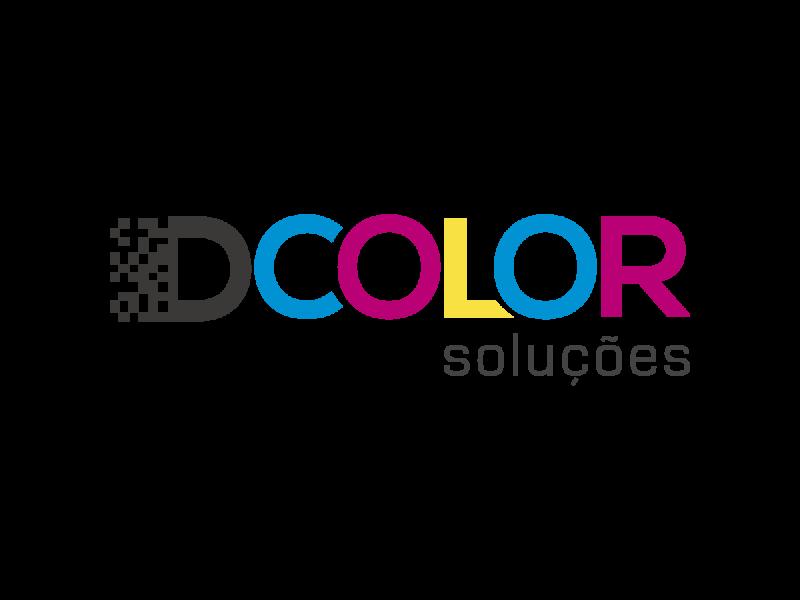 Logotipo D Color Soluções