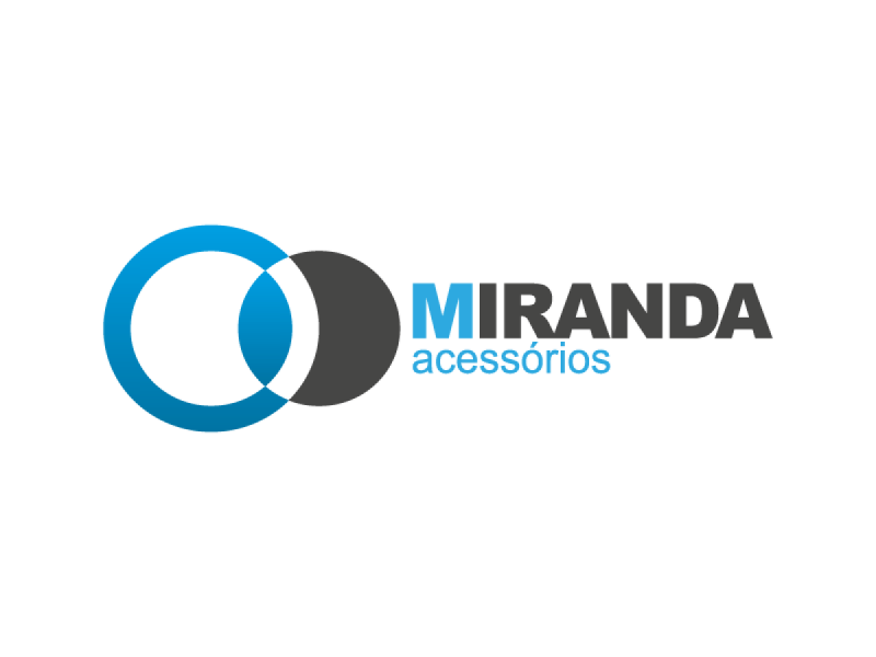 Logotipo Miranda Acessórios