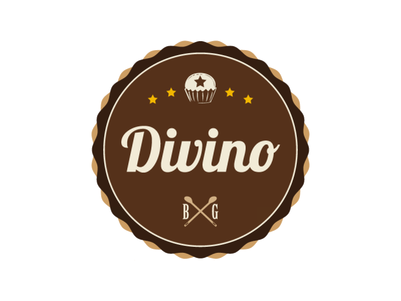 Logotipo Divino Brigadeiro