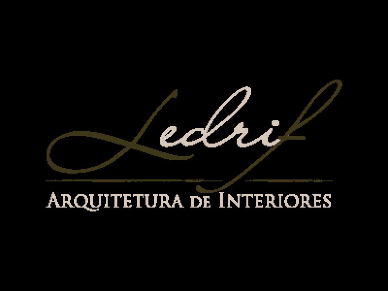 Logotipo Ledrif - Arquitetura de Interiores