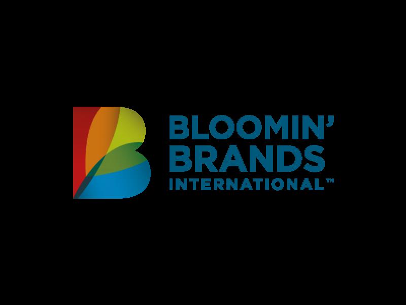 Logotipo Bloomin' Brands