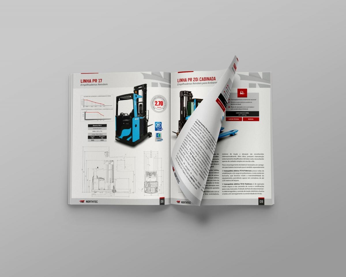 Criação de Catálogo de Produtos